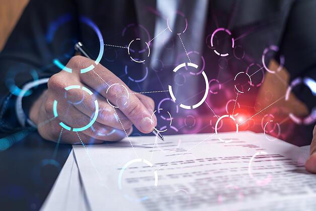 Business operations contract negotiation can be a challenge without AI