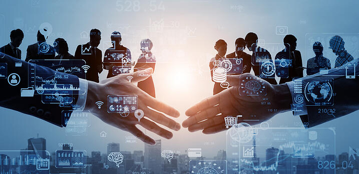 AI can accelerate standard business agreement contracts